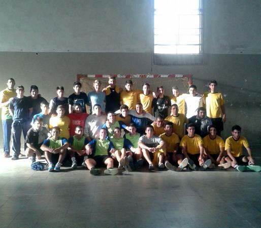 Foto: Asociación Viedmense de handball
