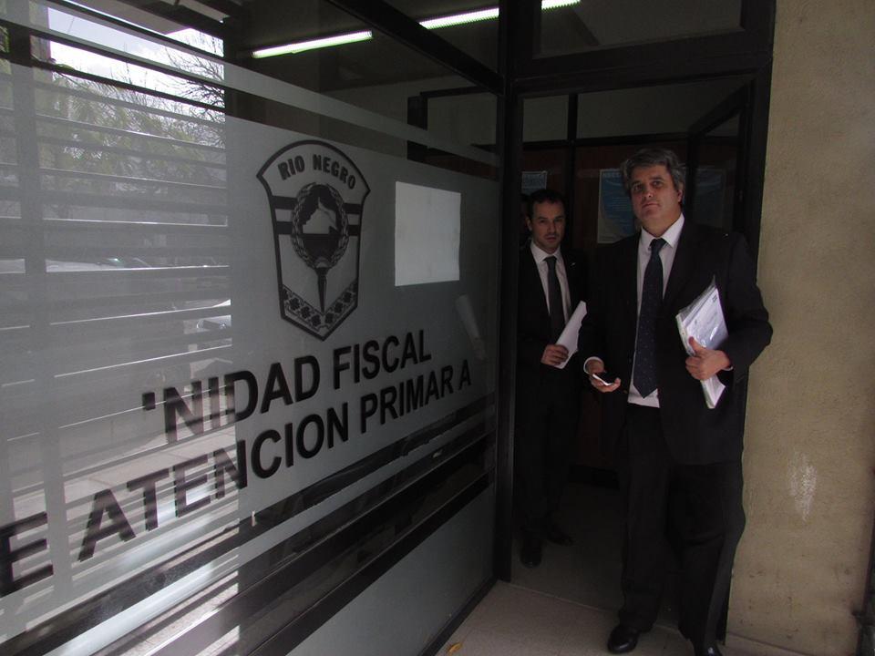 Los Nicolás Rochás y Alejandro Ramos Mejía