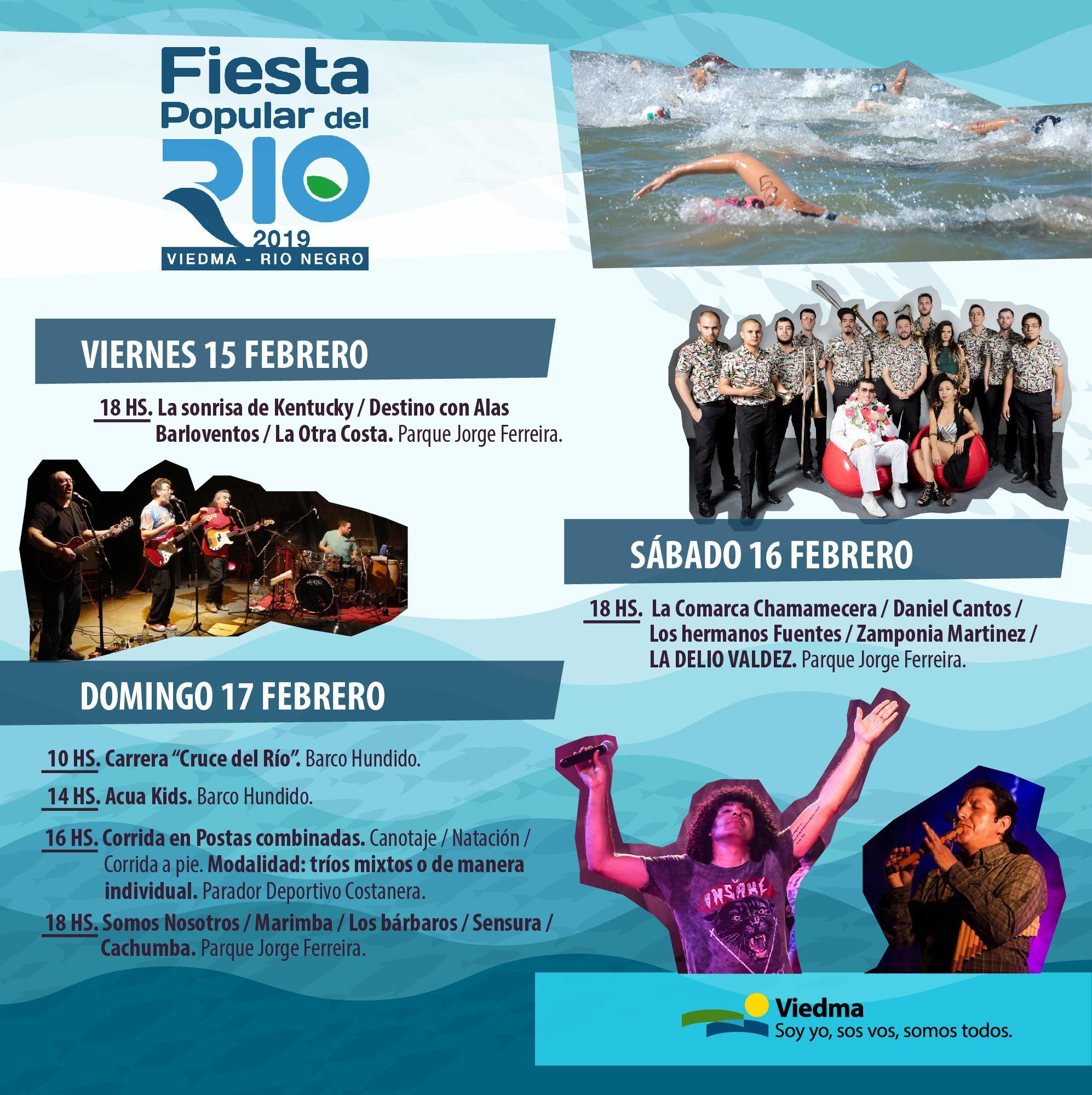 399ddd37d El espectáculo central de la fiesta será la banda de música colombiana La  Delio Valdez