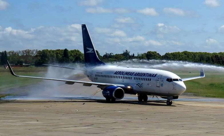 aerolineas argentinas bariloche