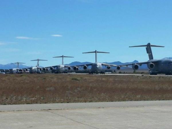 aviones obama