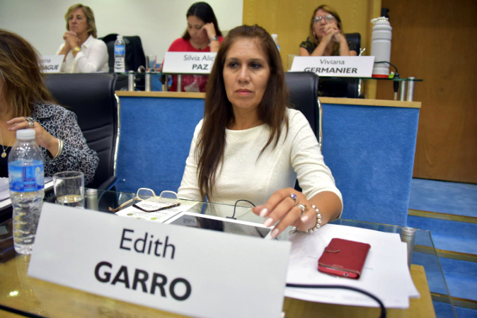 edith garro legisladora