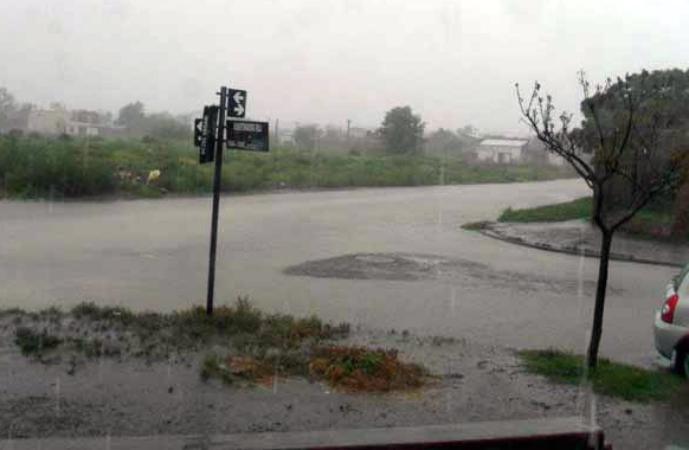 lluvia viedma