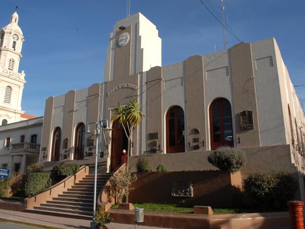 Resultado de imagen para municipalidad de patagones