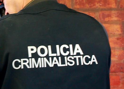 policia criminalistica