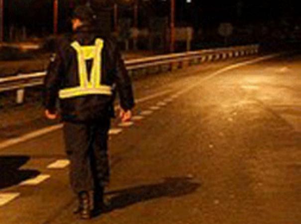 policia de noche