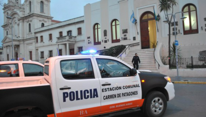 policia patagones