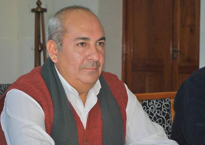 Coordinador de Seguridad de Patagones, Miguel Van Der Sandt.