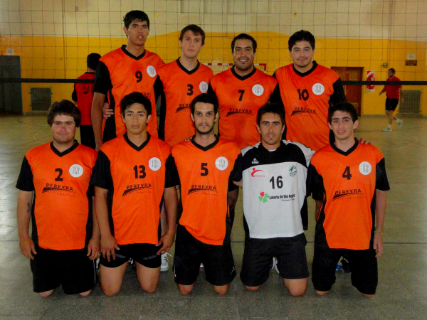 voley defensores